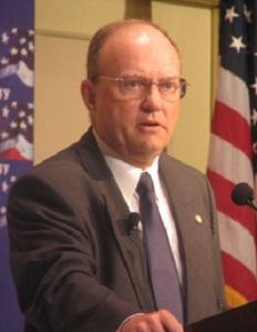 Coronel Lawrence B. Wilkerson, ex jefe de gabinete de Collin Powell.