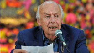 Eduardo Galeano en Casa de las Américas